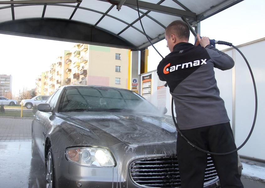 myjnia samochodowa CARMAX Radom